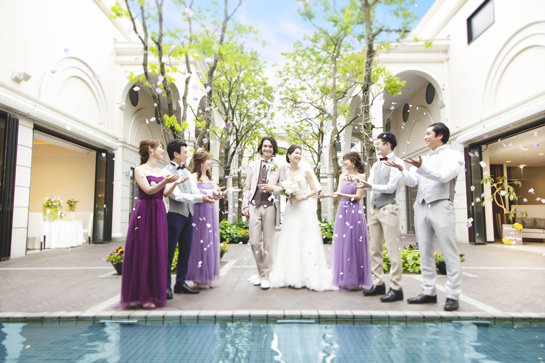【初めての会場見学カップルはアンジェへ!】結婚式お勉強フェア